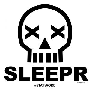 Sleeper-sticker-skull