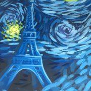 Starry Paris